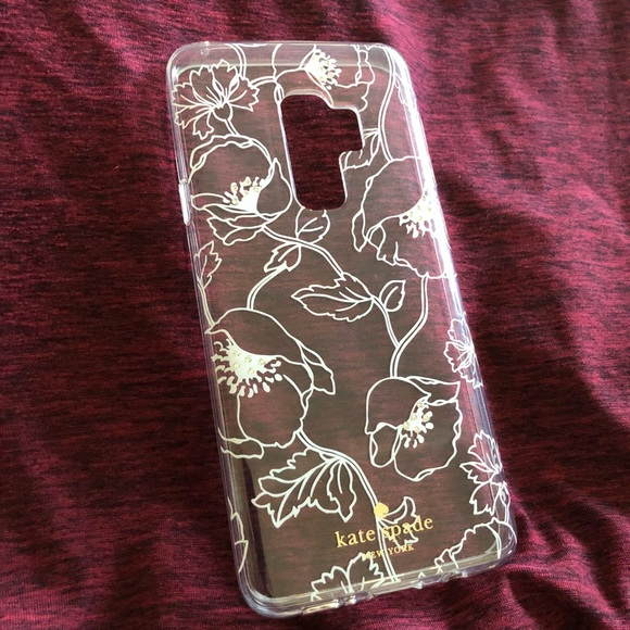 san francisco a5555 ff72c Kate Spade Samsung Galaxy S9 Plus Case